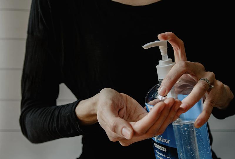 Covid washing hands image1